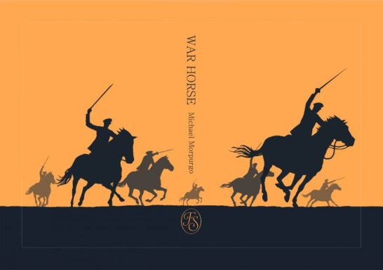 FS Book Competition 2016 War horse by Miguel Mourpurgo - binding